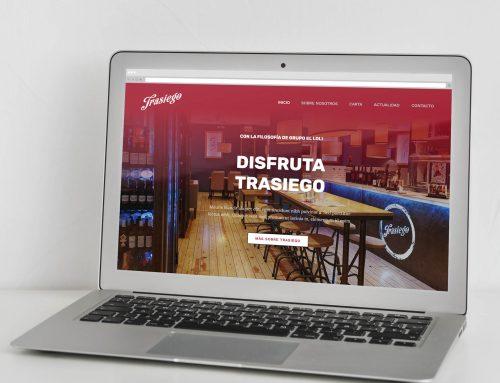¡Trasiego estrena nueva web!